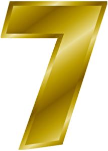 gold_number_7